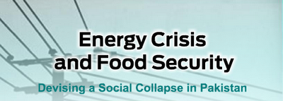 Energy Crises and Food Security