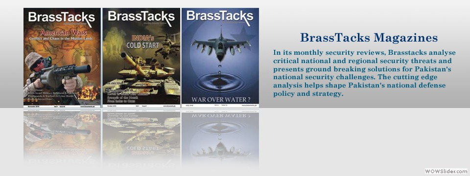 BrassTacks Magazines